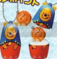 #WP019 – Re-ment Disney Matryoshka Doll - $10.50