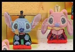 #LS006 - Stitch & Angel Jap Costume - S$25 (each) / S$46 (both)