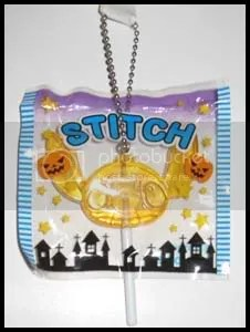 #LS016 - Stitch Halloween Lollipop - S$ You Quote Us