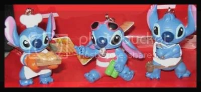 #LS019 - Stitch as Chef / Lifeguard/ Barber - S$7 (each)