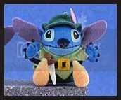 #LS012 Stitch in Robin Hood Costume - $6.00