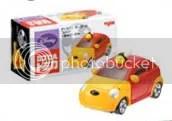 #MF001 – Stitch /Mickey/ Winnie Mini Cars - $5