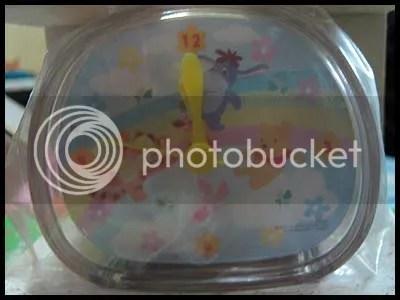 #WP012 – Winnie the Pooh Alarm Clock - S$25