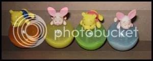 #WP005 – Winnie & Piglet on Glitter Ball Tumbler- S$3(each) , S$5(any 2)