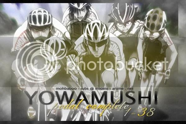 Yowamushi Pedal Complete (2/2)