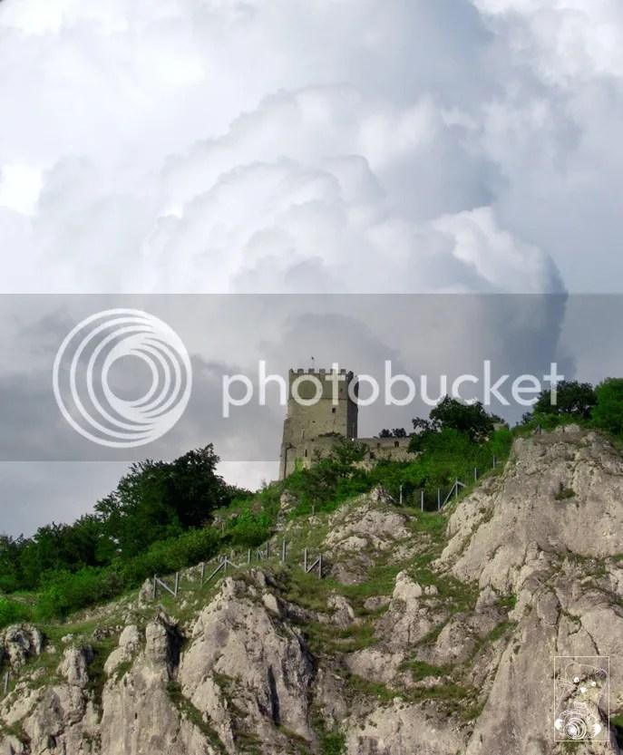Burg Randeck in Essing, Germany