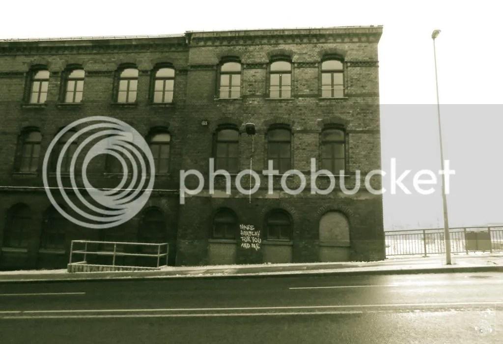 Old building, Dresden, Friedrichstadt, Germany