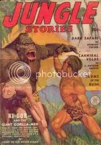 Ki-Gor and the Giant Gorilla-Men (Fall 1939)