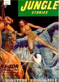 The Monsters of Voodoo Isle [2] (Fall 1952)