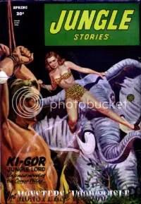 The Monsters of Voodoo Isle [1] (Spring 1946)