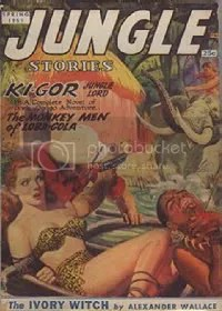 Monkey Men of Loba-Gola [2] (Spring 1951)