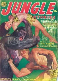 Blood Priestess of Vig'Na [1] (Summer 1942)