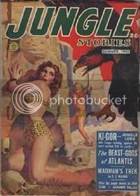 The Beast-Gods of Atlantis (Summer 1950)
