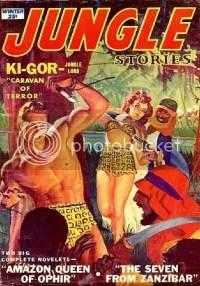 Caravan of Terror [2] (Winter 1952-1953)
