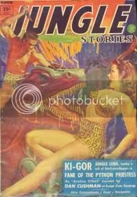 Fane of the Python Princess (Winter 1953-1954)