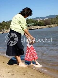 Tilly & Granny Sarah