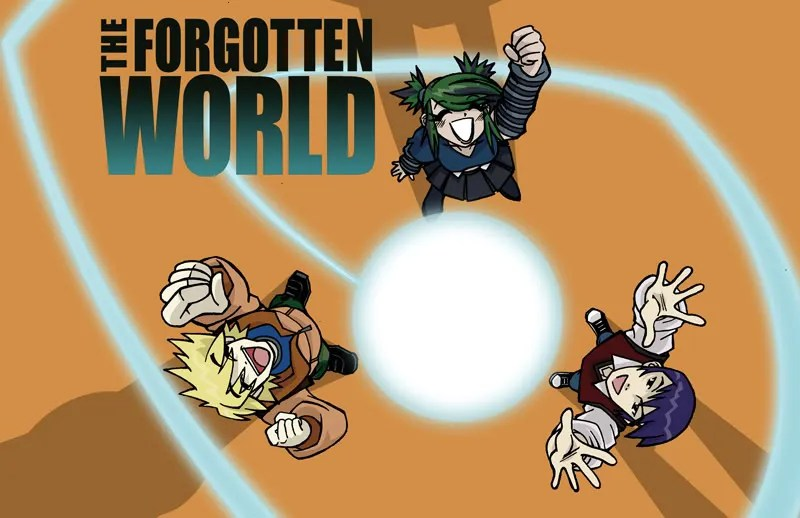 The Forbidden World Cover 2