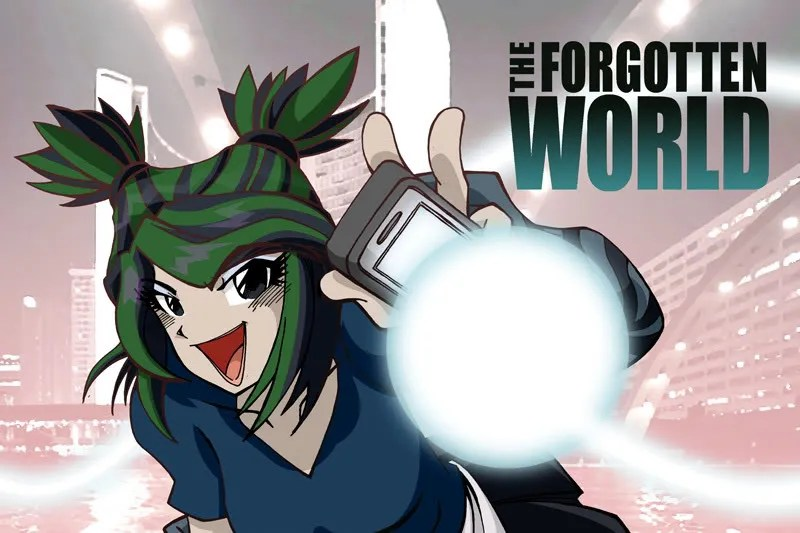 The Forgotten World Alt Cover vol. 2