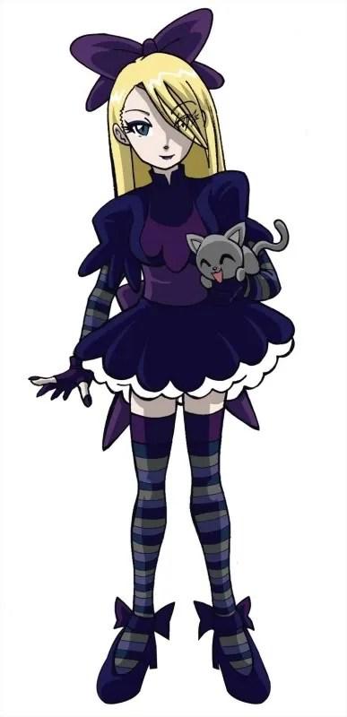 Gothic Lolita Kitty
