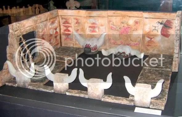 Catal Huyuk,la città più antica del mondo. (6/6)