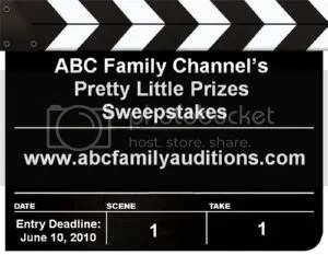 Pretty Little Prizes Sweepstakes