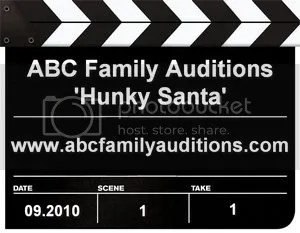 ABC Family Hunky Santa Auditions