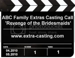 Revenge of the Bridesmaids Extras Casting Call
