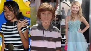 Disney Channel Casting Stars