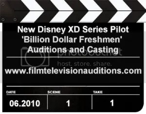 Billion Dollar Freshman Auditions