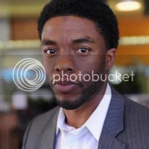 Chadwick Boseman Jackie Robinson 42