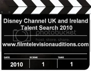 disney channel talent search