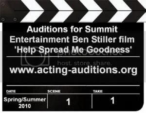 Summit Entertainment Acting Auditions
