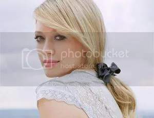 Amazing Hilary Duff Bonnie Parker
