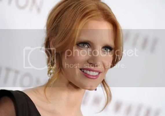 Beautiful Jessica Chastain Photo