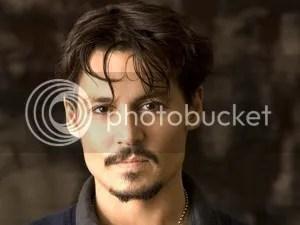 Johnny Depp Tonto Lone Ranger
