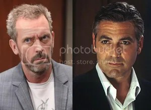 George Clooney Hugh Laurie Disney Tomorrowland