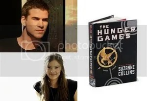 Hailee Steinfeld Liam Hemsworth The Hunger Games