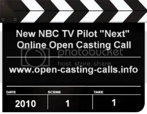 nbc open casting call