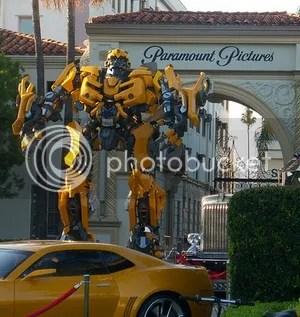 Transformers 3 Open Casting Calls