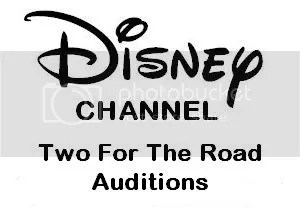 Two For The Road Disney Auditions