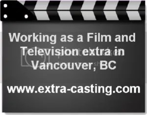 Canadian Extras Casting Information