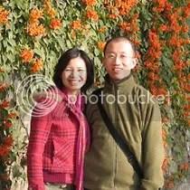 Hu Jia and Zeng Jinyan