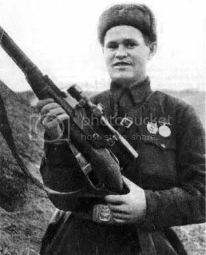zaitsev 9 Sniper Paling TOP Di Dunia