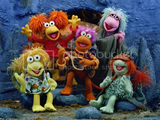 Fraggle Roch Friends