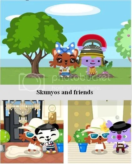 SKunyos and friends