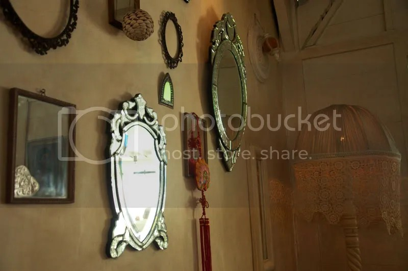 mirror,glass,bohemian
