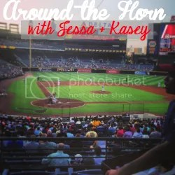 Around the Horn with Jessa + Kasey