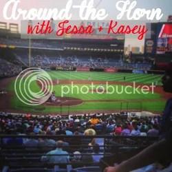 Around the Horn with Jessa + Kasey