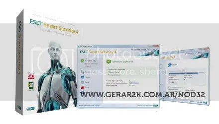 Eset Smart Security 4 - Cover