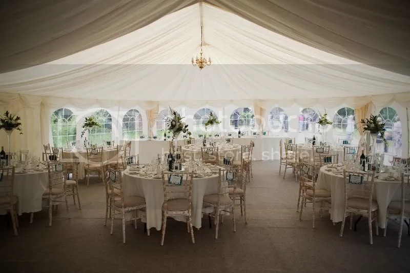 Anyone Having A Marquee Reception??